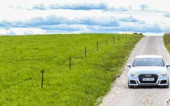 Audi A3 kruusateed kestvusteste