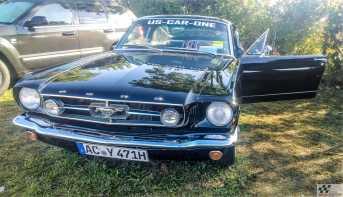 1965 Ford Mustang Fastback, 4.7l V8. 900€