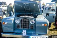 Land Rover 88 Serie 2, 1964