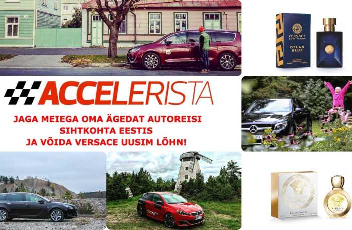 accelerista eesti kampaania