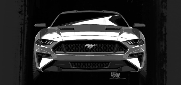 ai mustang ford