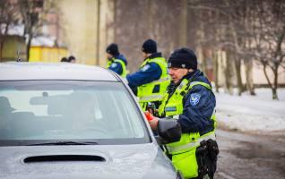 probleem politsei