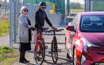 liiklusohutusprogramm jalgrattur