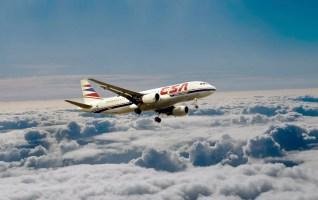 kliimamuutus lennuk