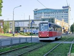 Trammid, Daugavpilsi uhkus