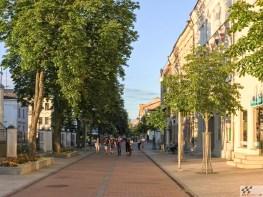 Daugavpilsi jalakäijate tänav