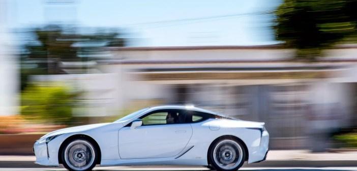 """Lexuse peainsener Koji Sato: """"LC 500h lukskupee juhatab sisse uue ajastu"""""""