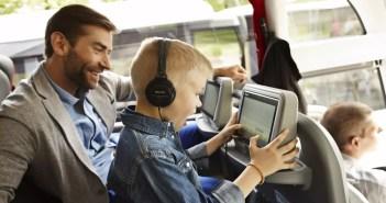 Odavam kui lapsehoidja: saada järeltulija suvel bussireisile!
