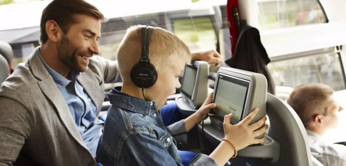 """""""Lahutage mu meelt ja ajage mind naerma"""" ehk mida reisijad bussis teevad?"""