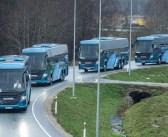 Kaart: kui palju bussiga sõitjaid oli 2019. aastal tunamullusega võrreldes?
