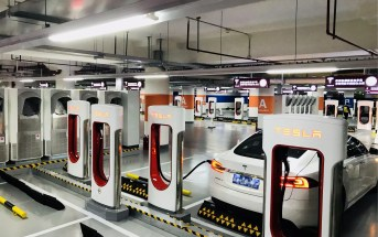 tesla hiina elektriautode