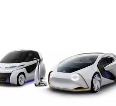 Toyota Concept-i seeria sõidukid suudavad juhti mõista ja temaga suhelda