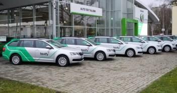 """""""Rohesabad"""" tohivad sõita vaid Taxify platvormil ning erasõidud on maksustatud"""