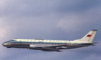 tu-124 tallinn-moskva