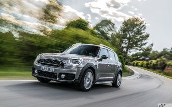 mini countryman s e