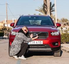 Euroopa Aasta Auto 2018 on nunnumaastur Volvo XC40