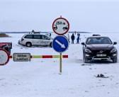 Ajame saared kummuli! Saaremaa ja Hiiumaa vahel avati jäätee