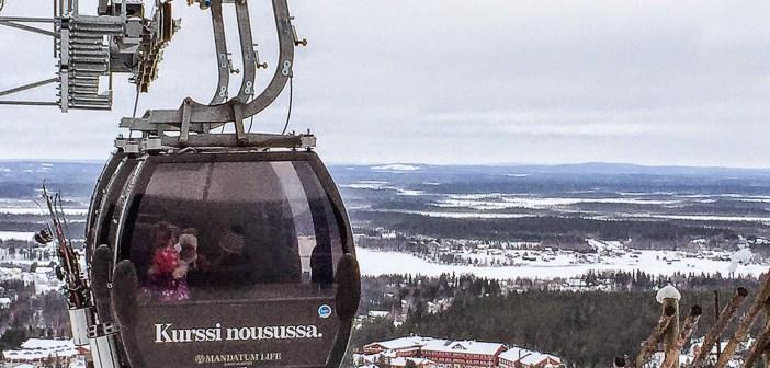 Aeg planeerida suusapuhkust: Finnair avab talvel otseliini Tallinnast Kittilässe