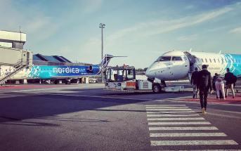 rootsi lennureiside tallinna lennujaam