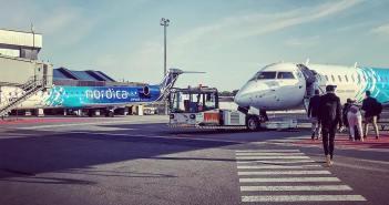 Nordica töövõit: 15. septembril alustatakse lende Rootsi siseliinil