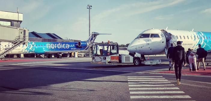 Nordica läheb üle talvisele lennugraafikule, kaks sihtkohta plaanist maas