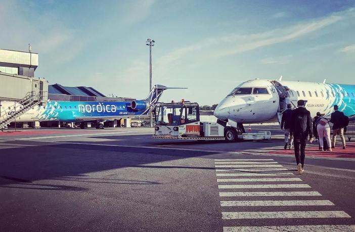 rootsi lennureiside tallinna lennujaam nordica