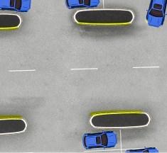 Segadusseajav liiklusülesanne nr.6: kuidas parklas õigesti liigelda