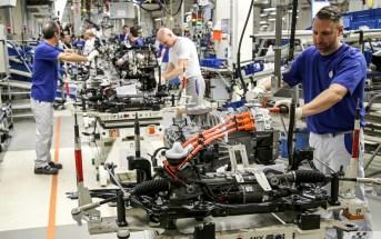 pärgviiruse saksamaa volkswagen eesti ettevõtete koroonavits autotootjad sulgevad tehaseid