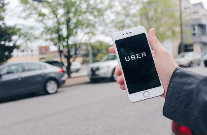 selfie uber eesti volvo ja uber