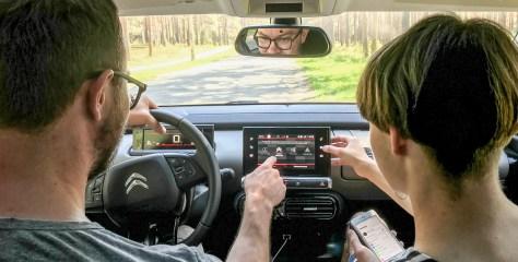 Uuring: kaasreisijad tunnevad end autos ohustatuna ent juht ei hooli