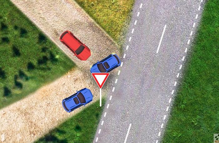 kaks järjestikkust liiklusjärelevalvekeskus