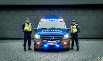 politsei tänavu eriliselt keskendub kontseptsioon lõuna prefektuuri abipolitseiniku