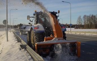talvel traktor