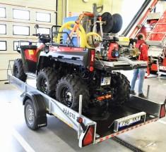 Päästeameti tehnikapark täieneb tänavu 33 ATV ja 10 paakauto võrra
