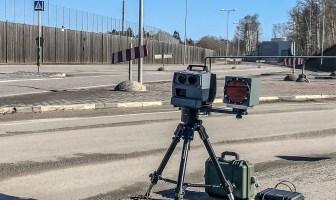 mobiilne kiiruskaamera
