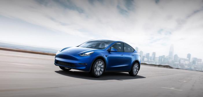 Tesla Model Y: kompaktne kõikjalsõitja suudab ühe laadimisega läbida 480 km
