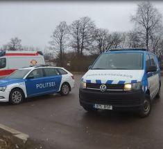 Kalamees hanitas korrakaitsjaid ja pani Harku järvejäält plehku