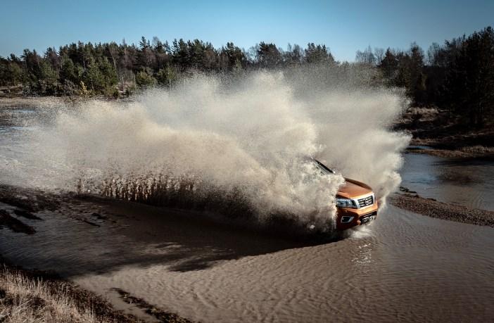 nissan navara Arctic Truck AT32