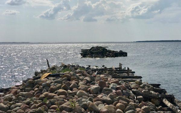 VIDEO Vaindloo lähistel avastatud merereostuse koristamiseks kulus 17 tundi