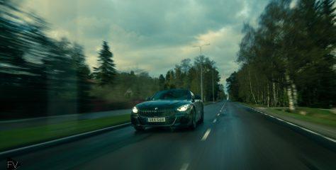 BMW Z4 M40i rotster: kurvid hommiku-, kiirus lõuna- ja romantika õhtusöögiks