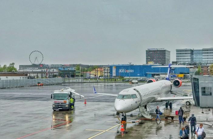 tallinna lennujaam lennuk