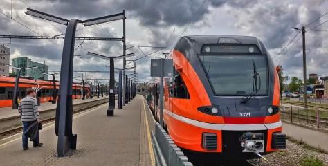 Elron läheb üle talveajale: rongide sõiduplaan muutub kõigil suundadel