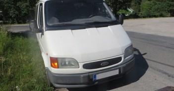 Sari-roolijoodik jäi ilma oma kaubikust ja juhtimisõigusest