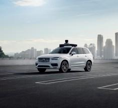 Tegidki valmis! Volvo ja Uber esitlevad esimest isejuhtivat seeriamudelit