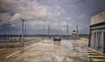 jugavool auto lennujaam