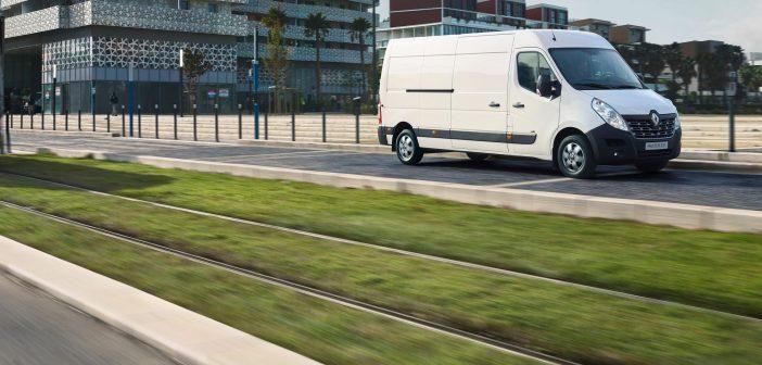 Pilk peale, käsi külge: Renault Master Z.E. – heas mõttes kiiksuga elektrikaubik