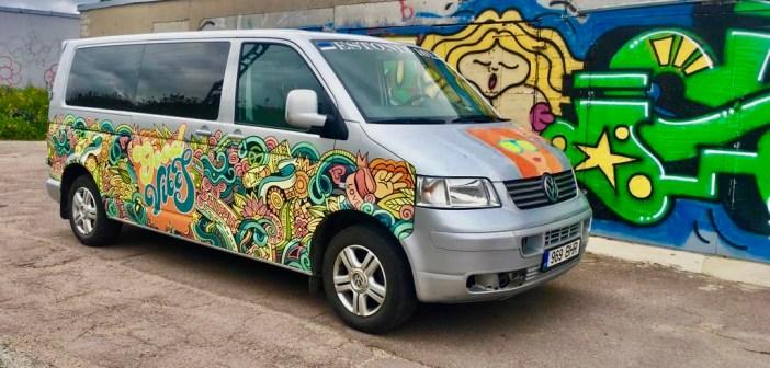 Eestlased ehtisid VW Transporteri, et osaleda Amsterdam-Budapesti retrorallil