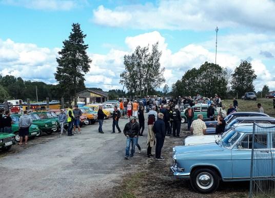 GALERII Kuimetsa vanatehnika päev tõi üle Eesti kokku unikaalseid sõidukeid