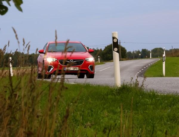 Opel Insignia GSi: jah, lugesite õigesti, ka diiselmootoriga auto sobib ringrajale!