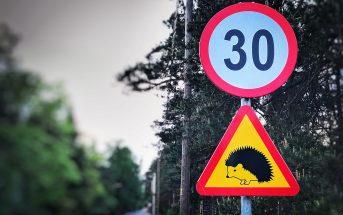 liiklusmärke